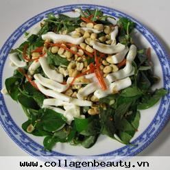 Giảm cân từ rau diếp cá, bí quyết giảm cân, giảm cân an toàn, giảm cân hiệu quả.