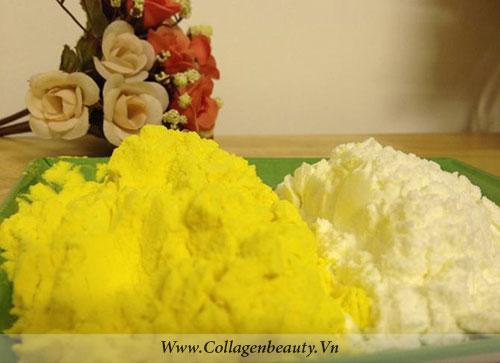 Phương pháp trị nám đơn giản an toàn với bột nghệ và bột mì