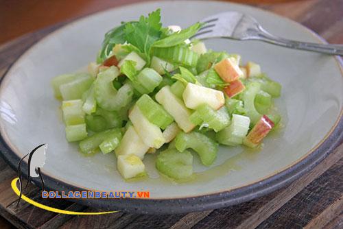 Mẹo giảm cân với salad cực hiệu quả cho dáng đẹp