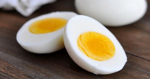 Trứng là thực phẩm giảm cân giàu dinh dưỡng