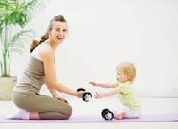 Bài tập giảm cân cho phụ nữ sau sinh