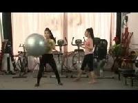 Bài tập giảm cân với bóng cho các bà mẹ