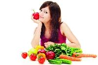 Thực đơn giảm cân với rau quả trong 1 tuần được 2kg