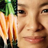 Cà rốt và dầu ăn - liệu pháp chăm sóc da nám cho các mẹ