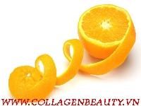 Vỏ cam có thể làm giảm cân, làm đẹp da nhanh chóng