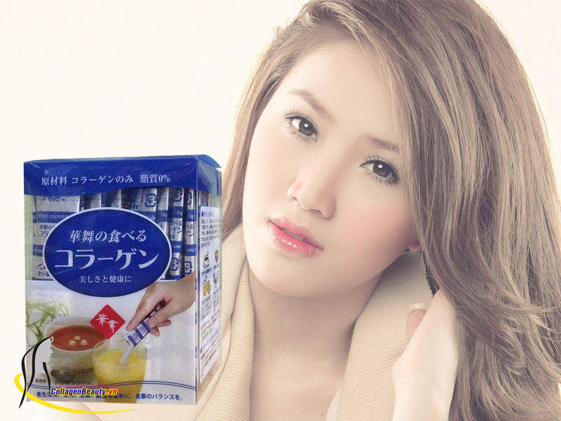Fish Collagen Hanamai Nhật