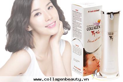 Nước Collagen tây thi chống gốc tự do, bảo vệ màng tế bào, làm chậm quá trình lão hóa.