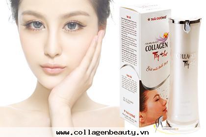 Nước dưỡng collagen tây thi luôn luôn cân bằng độ ẩm cho da