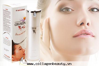 Nước dưỡng da Collagen Tây Thi chống lão hóa và giảm nếp nhăn hiệu quả