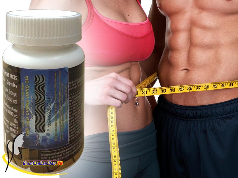 Thuốc giảm cân Slim Express usa Chính hãng  ngăn chặn khả năng hấp thu chất béo của cơ thể