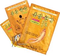 Miếng Cao Dán Hồng Sâm Himena Trị Nhức Mỏi Hàn Quốc