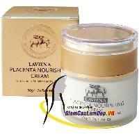 Kem Nhau Thai Cừu Laviena Placenta Nourishing Cream 50g