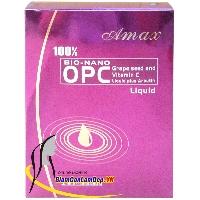 Tế Bào Gốc Amax Bio Nano OPC Chiết Xuất Từ Hạt Trái Nho & Vitamin C
