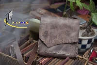 Túi Xách Da Thật Handmade Olug Mã SP 986