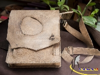 Túi Da Ipad Handmade Olug Mã SP 952