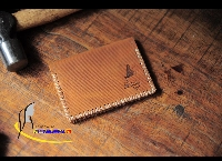 Ví Da Bò Đựng Name Card Handmade Olug Sành Điệu, Thời Trang Mã SP 746