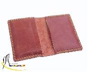 Ví Da Đựng Name Card 3 Ngăn Handmade Olug Mã SP 876