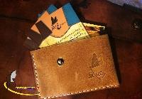 Ví Đựng Name Card Handmade Olug Nhỏ Gọn, Thời Trang Mã SP 664