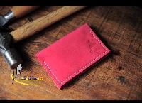 Ví Da Bò Handmade Olug Đựng Giấy Tờ, Hộ Chiếu, Name Card Mã SP 749