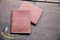 Ví Da Nam Handmade Olug Thời Trang, Sáng Tạo Mã SP 1066
