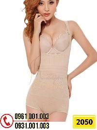 Bộ Đồ Lót Định Hình - Đồ Gen Định Hình Cao Cấp Bikini Cao Cấp (Cod: GC-2050)