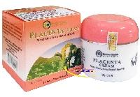Kem Dưỡng Da Nhau Thai Cừu Golden Health Vitamin E 24 Hour 100gr - Màu Cam